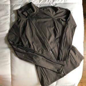 NWOT Alo Yoga FULL SET: zip-up, tank, leggings
